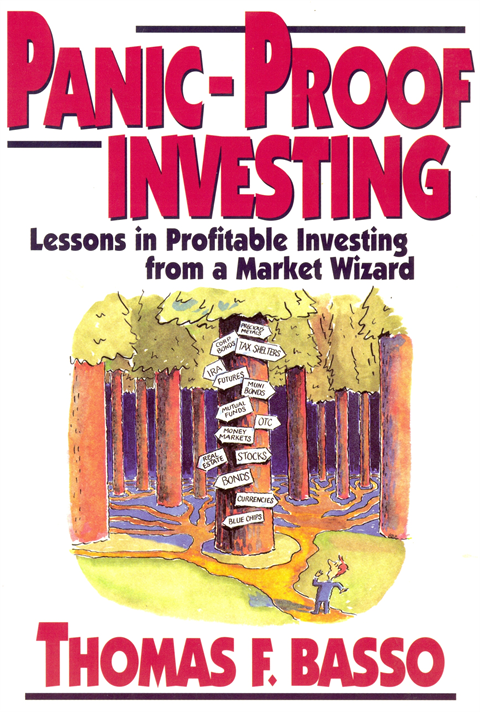 Panic Proof Investing, Lesson in Profitable Investing From A Market Wizard (Audio Version)